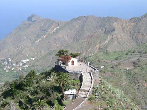 Ermita de San Juan. Hermigua