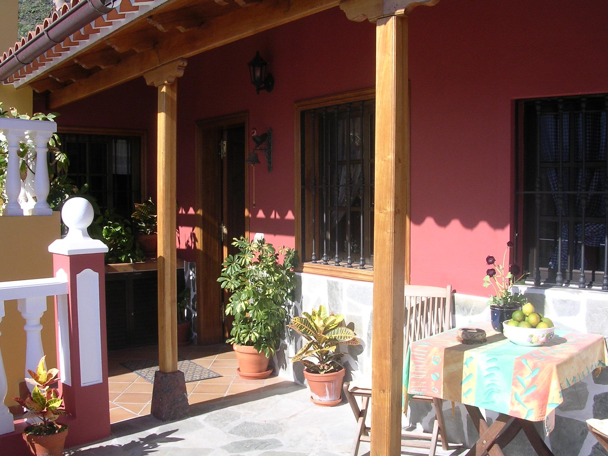 Serrillal II Porche terraza